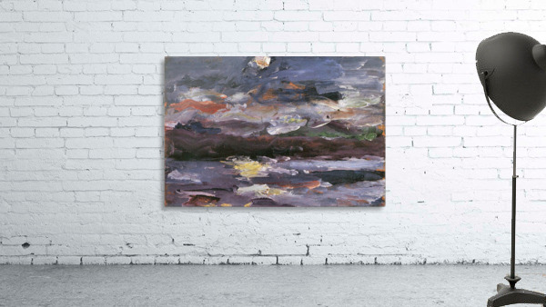 Moonlight by Lovis Corinth