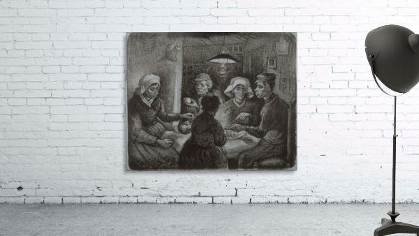 Potato Eaters by Van Gogh
