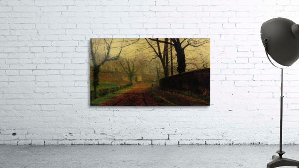 Autumn Sunshine Stapelton Park