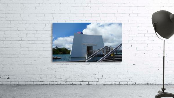 USS Arizona Memorial Hawaii