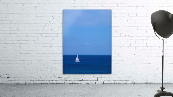 Blue Day - Gallery Artwork of the Year 2017 - Minimalism