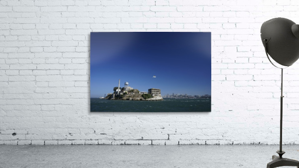 Alcatraz   The Rock @ San Francisco Bay
