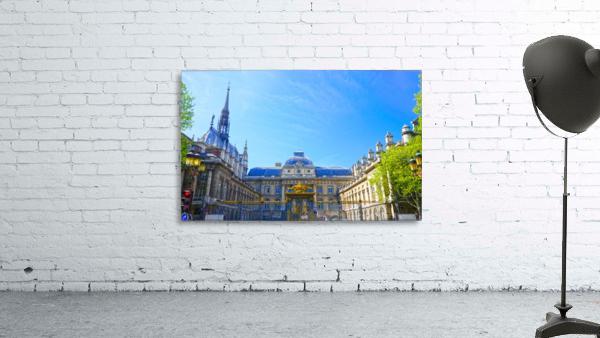 Paris Snapshot in Time 4 of 8