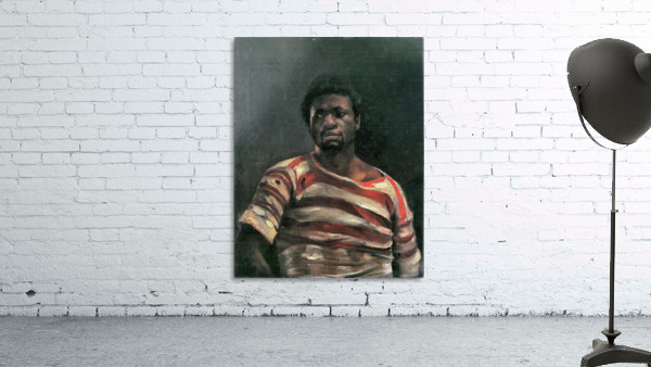 Negro Othello by Lovis Corinth