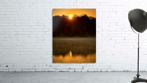 Sunrise at Langley Pond Park   Aiken SC 7R301617 12 19 20