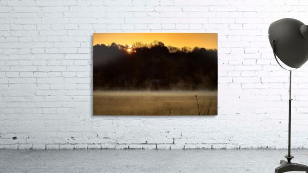 Sunrise at Langley Pond Park   Aiken SC 7R301610 12 19 20
