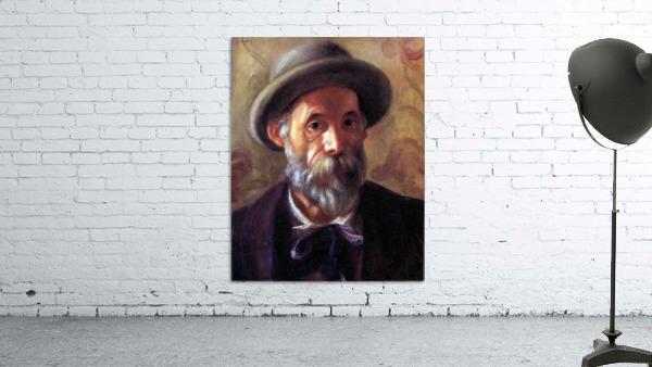 Self Portrait 1 by Renoir