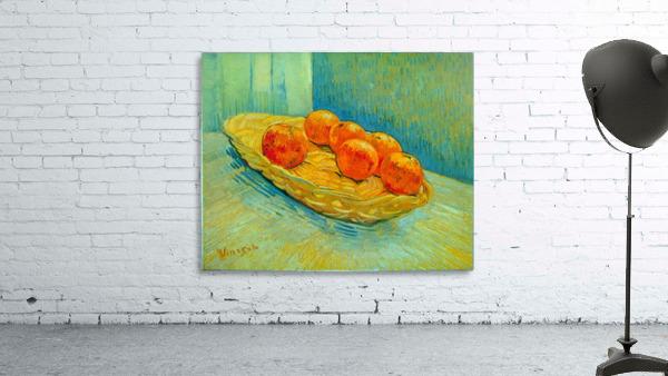 Six Oranges by Van Gogh