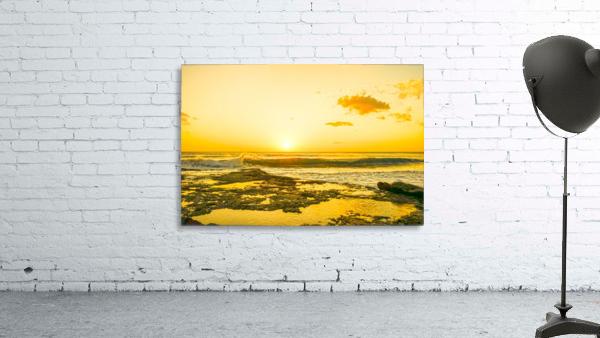 Golden Moment - Sunset Hawaiian Islands