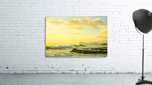 Perfect Day - Sunset Hawaiian Islands