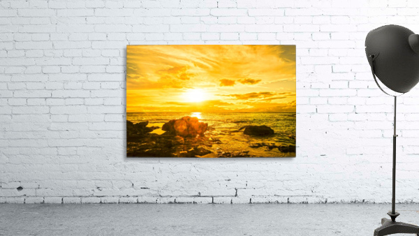 Majestic Sunset - Hawaiian Islands