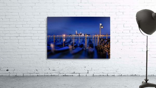San Giorgio Maggiore Island, Venice by Photography by Karen