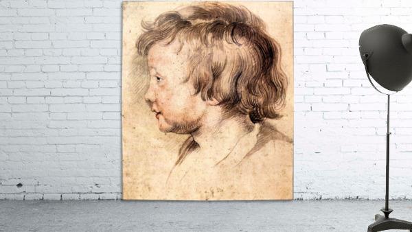 Son Albert by Rubens