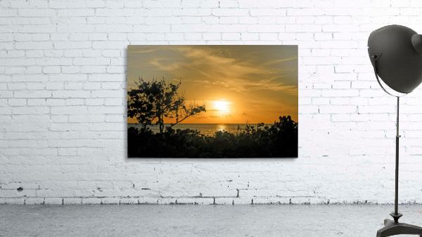Delicate - Sunset Hawaiian Islands