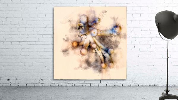 Tasty Mushroom Abstract