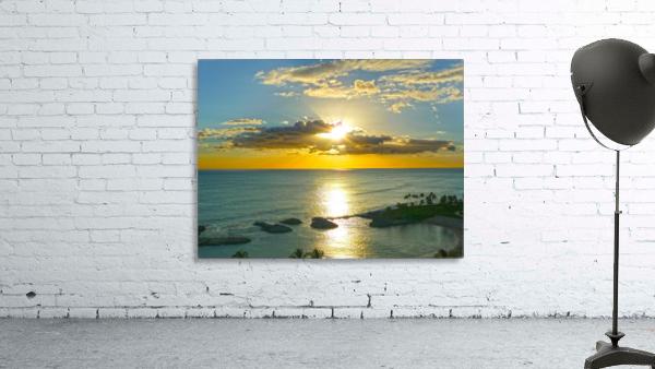 Island Dreamin - Hawaii Sunset