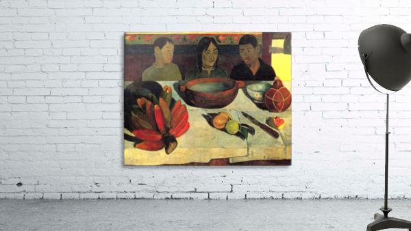 Still Life with Banana by Gauguin