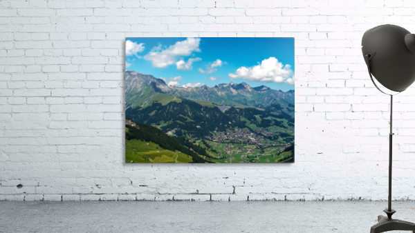 The Bernese Alps Switzerland