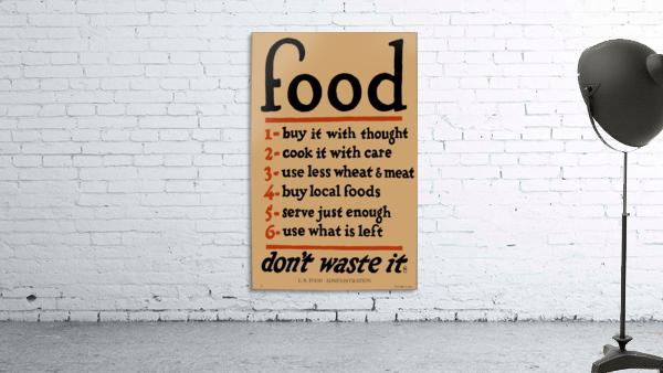 Food Poster