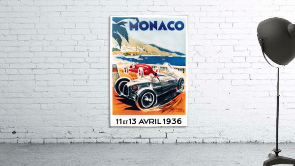 Monaco April 1936
