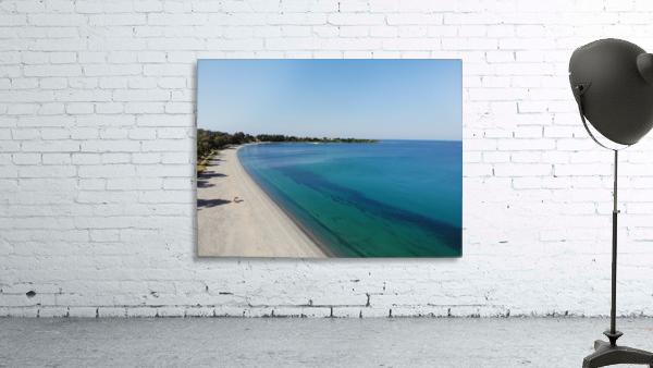 Greece coast near Lefkada