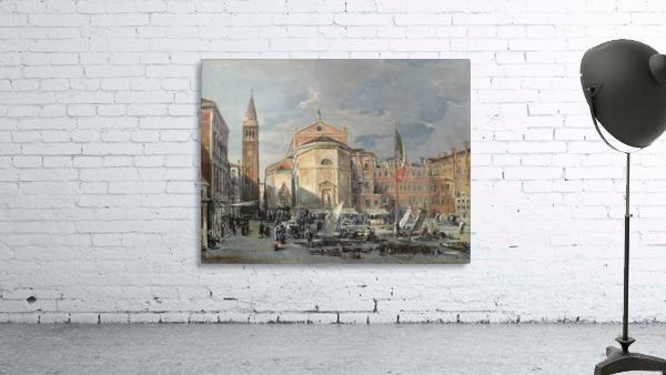 A Venetian square