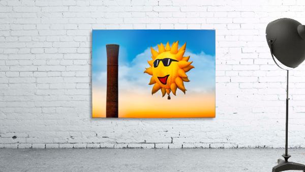 Sunny and the Smokestack