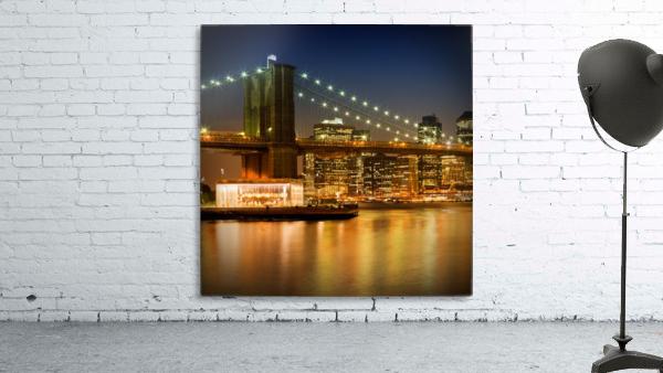 Night-Skylines NEW YORK CITY