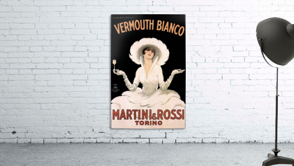 Leonetto Cappiello Cognac Monnet Vintage Ad Art Print Poster