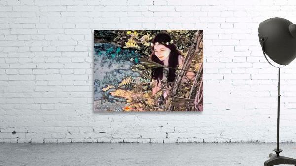 FAIRY AND THE LAKE  Art-Photo 1-4