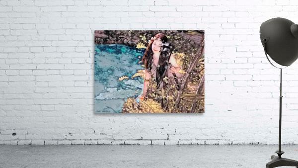 FAIRY AND THE LAKE - Art-Photo  2-4