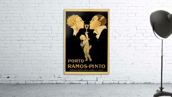 Porto Ramos - Pinto Original Poster