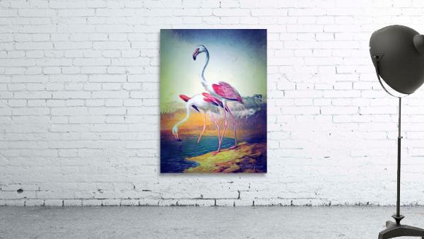 Regiment of Flamingoes