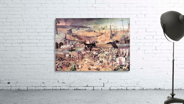 Triumph of Death by Pieter Bruegel