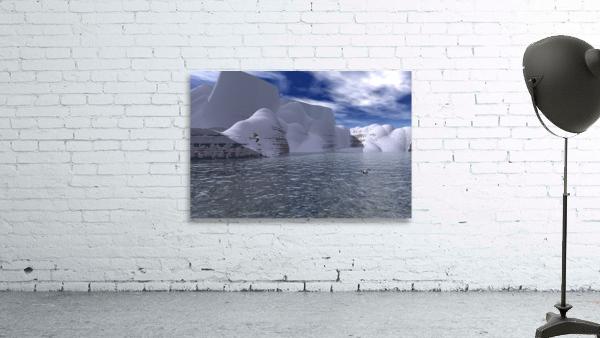 citadelle de glace