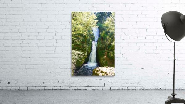 Falls in The Gorge 2   Columbia River Oregon