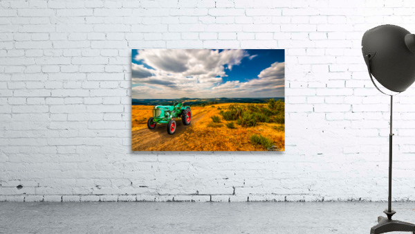 My Green Tractor