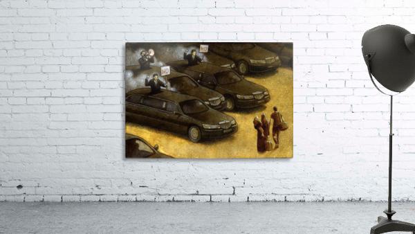 unrest Print