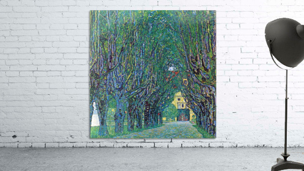 Way to the Park by Klimt