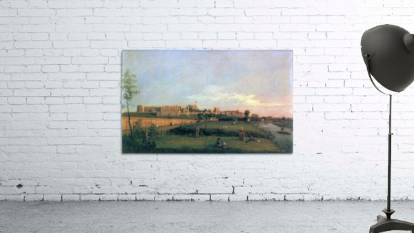 Windsor Castle by Canaletto