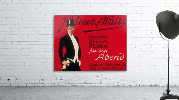 Prince of Wales Original Vintage Poster