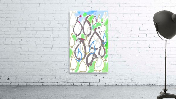 ABSTRACT PAINTING 88
