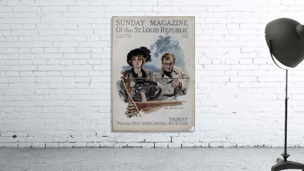Sunday Magazine of the St Louis Republic