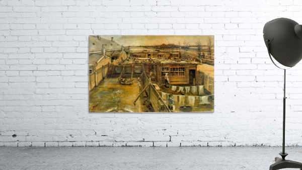 Workshop by Van Gogh