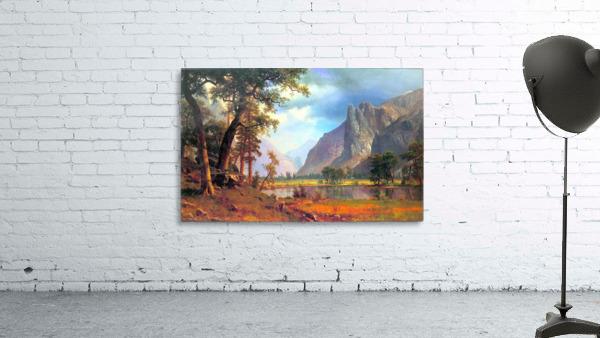 Yosemite Valley 2 by Bierstadt