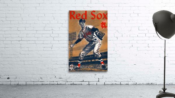 1960 Boston Red Sox Remix Art