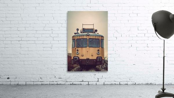 Junkyard train