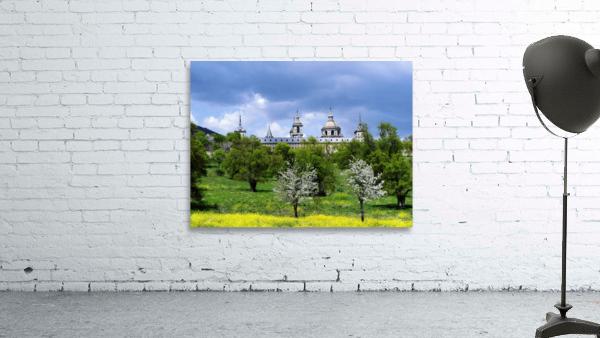 Casita del Principe 5 of 7 - Park and Gardens - The Royal Monastery of San Lorenzo de El Escorial - Madrid Spain