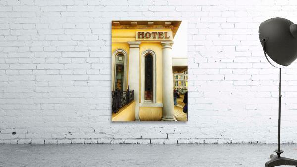 Royal Albion Hotel Brighton Entrance