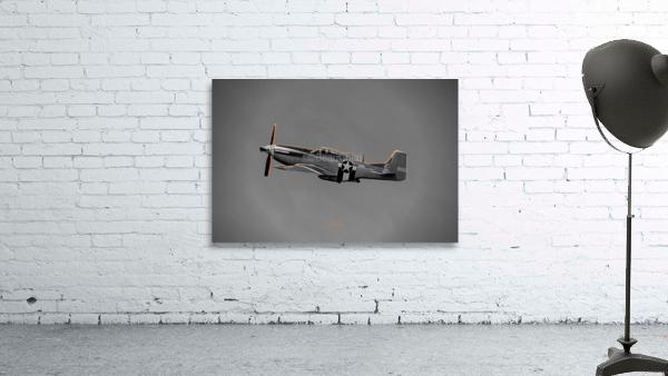 P-51 Orange Super Limited Edition 10 Prints only